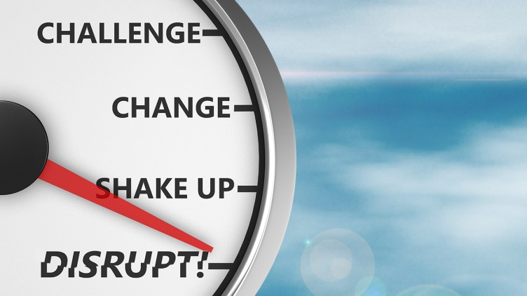 6 Disruptive Changes we are Seeing Now