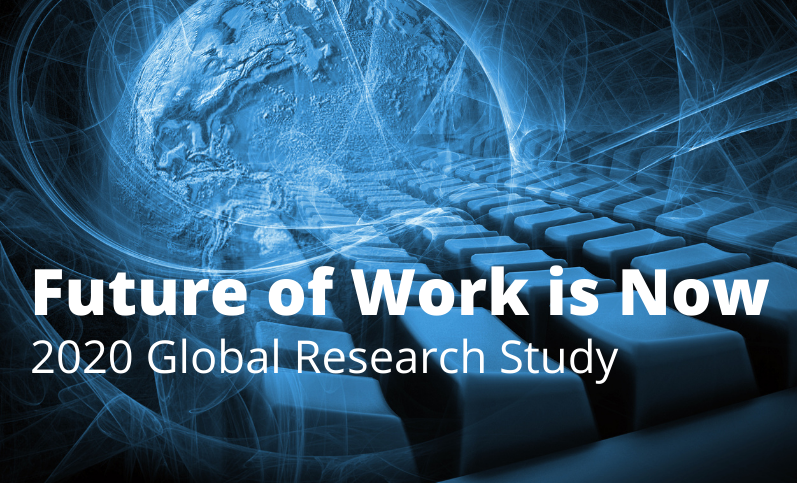 Future of Work 2020 Research Study Launched
