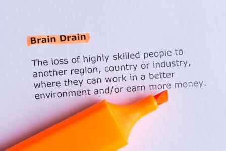 Businesses Must Prepare for New Year 'Brain Drain'