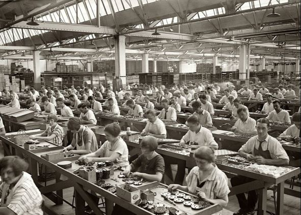 Factory Workers from Home?